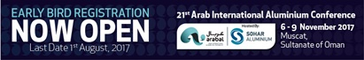 21 Arab International Aluminium Conferance