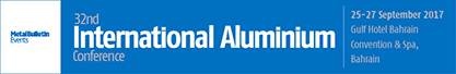 32nd International Aluminium Conference