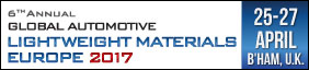 6th Annual Global Automotive Lightweight Materials Europe 2017