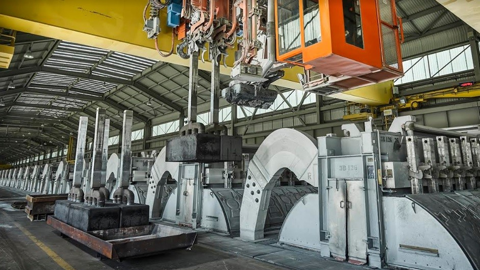 EGA to supply carbon by-products from aluminium smelting to