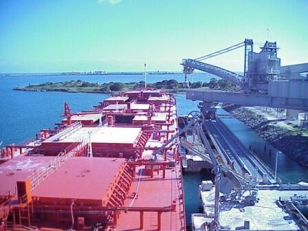 Bunbury Port set to export bauxite mined by Alcoa
