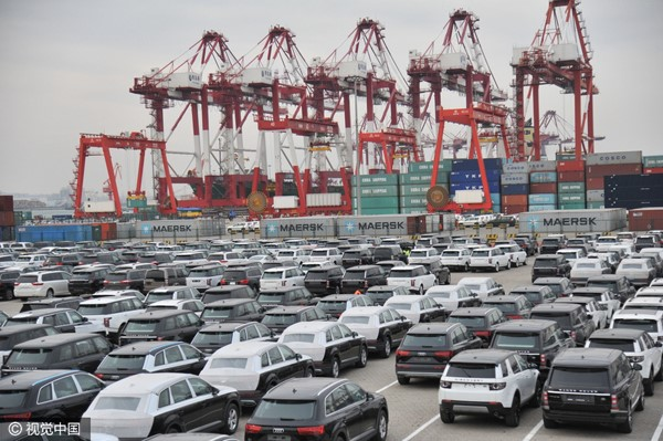 U S  auto industry unites against the recommended new tariffs on