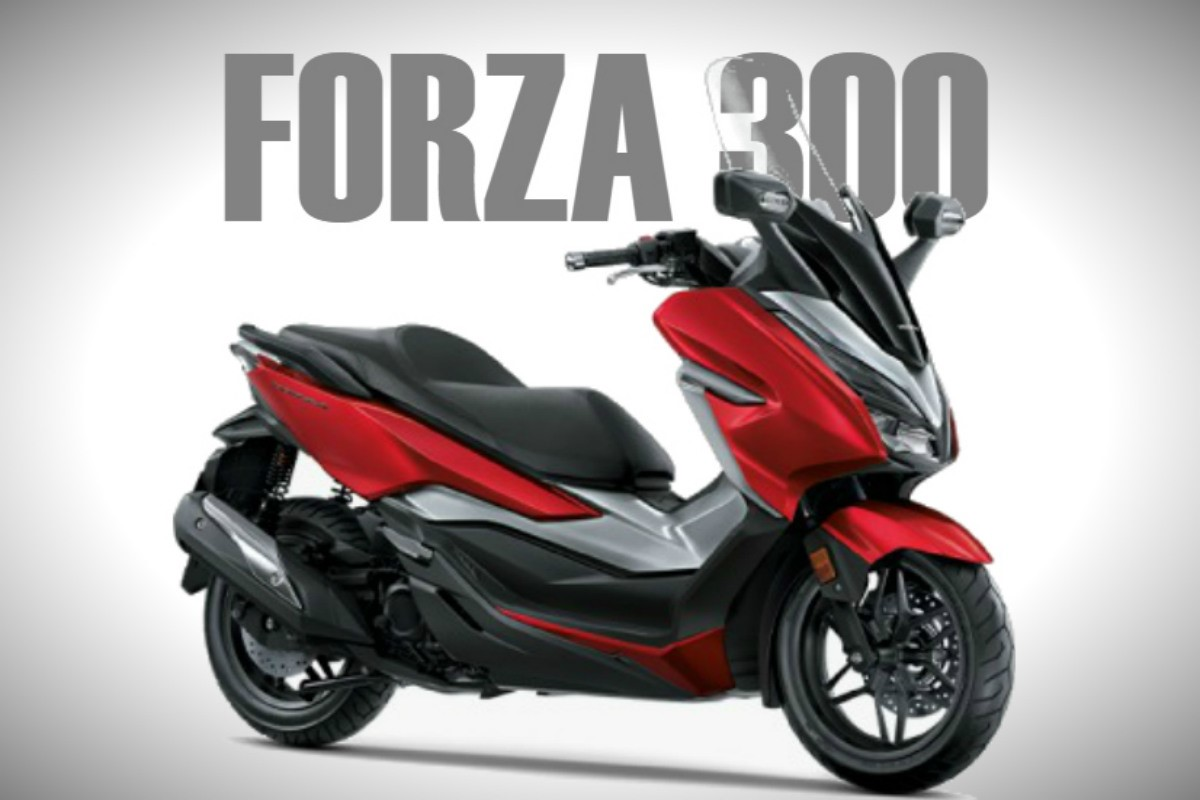 Honda Forza 300cc Scooter With Aluminium Constituent First Lot Delivered In India Aluminium Extrusion Profiles Price Scrap Recycling Section