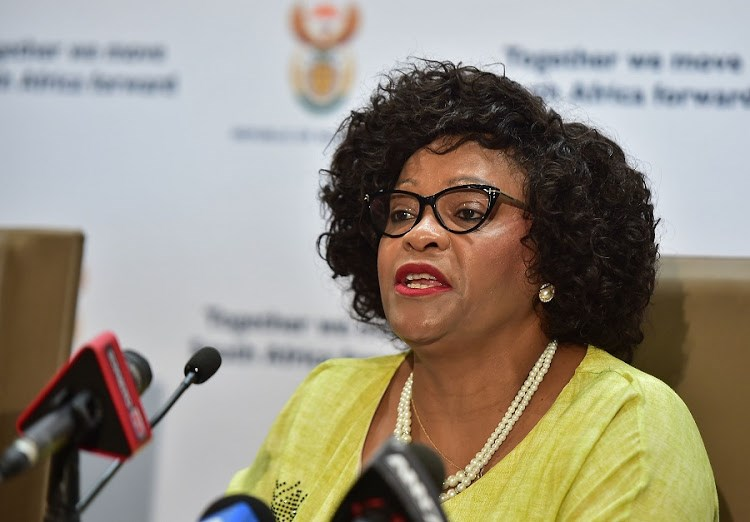South Africa to continue communicating with US over imported