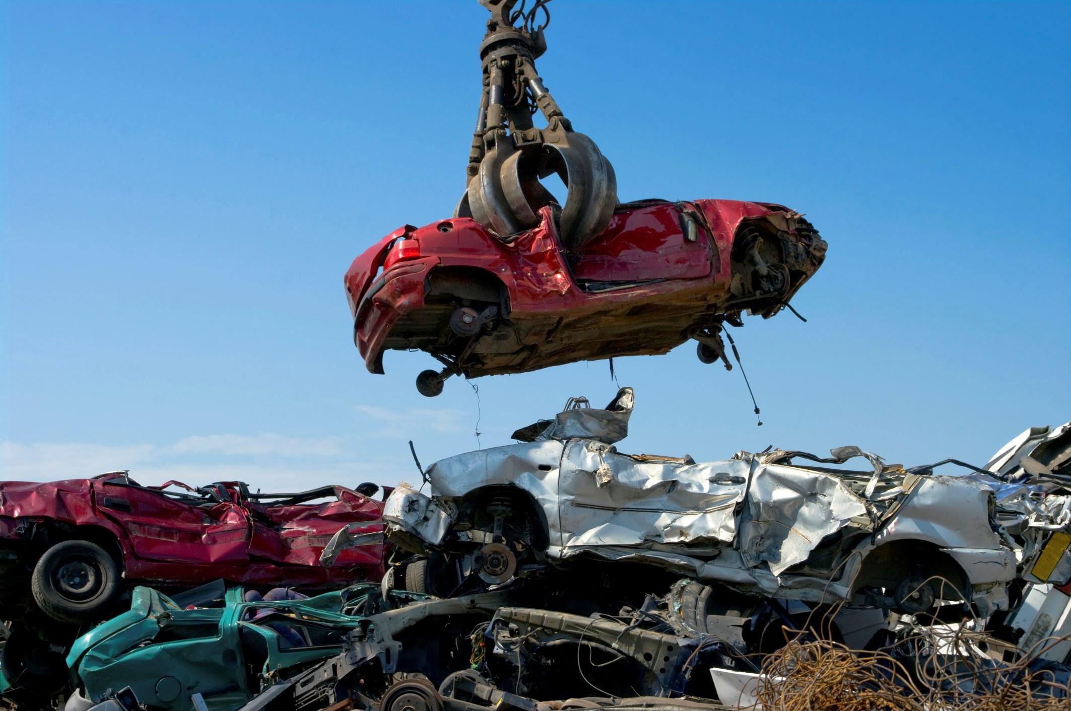 Delhi Scrapping of Vehicles Rules, 2018 to fuel aluminium scrap ...