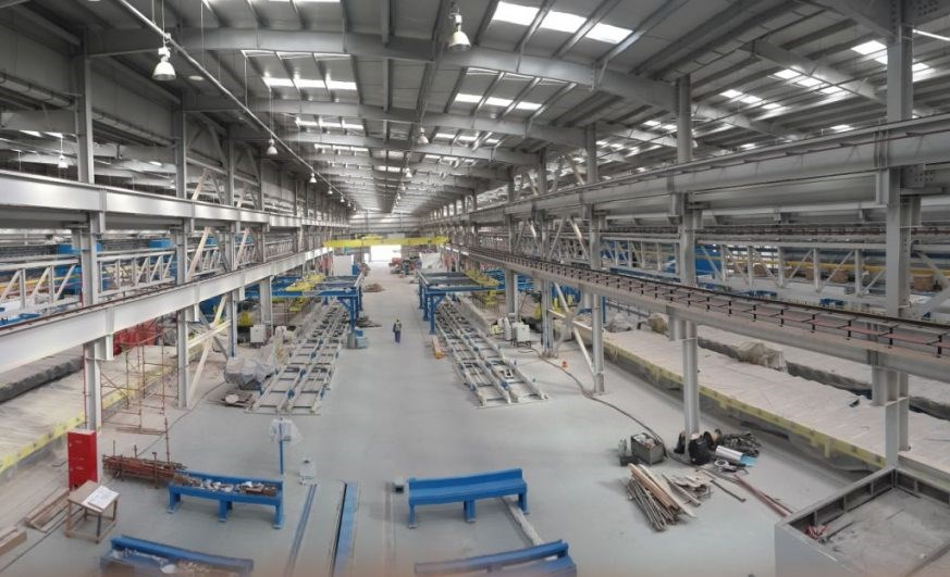Taweelah Aluminium Extrusion Company inaugurated in Kizad