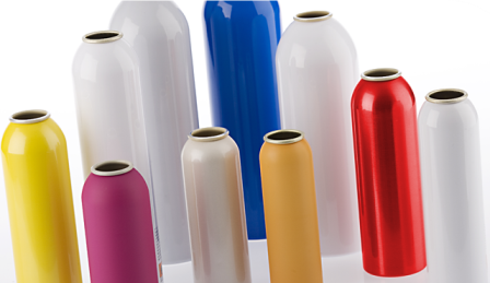 Top five aluminium aerosol can manufacturers in the world