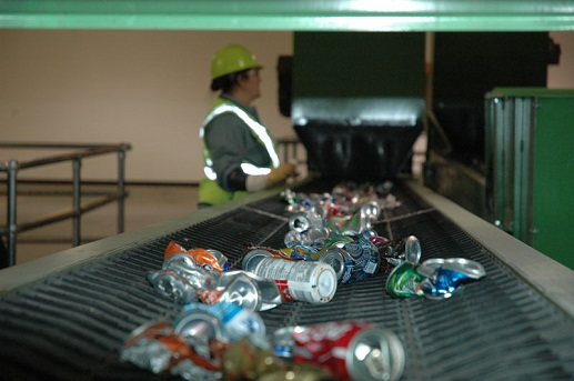 China starts construction of its first aluminium scrap beverage can-fed production line in Henan