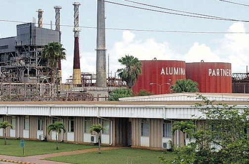 Jamaica expects reopening of Alpart to boost mining sector contribution to GDP in next few years