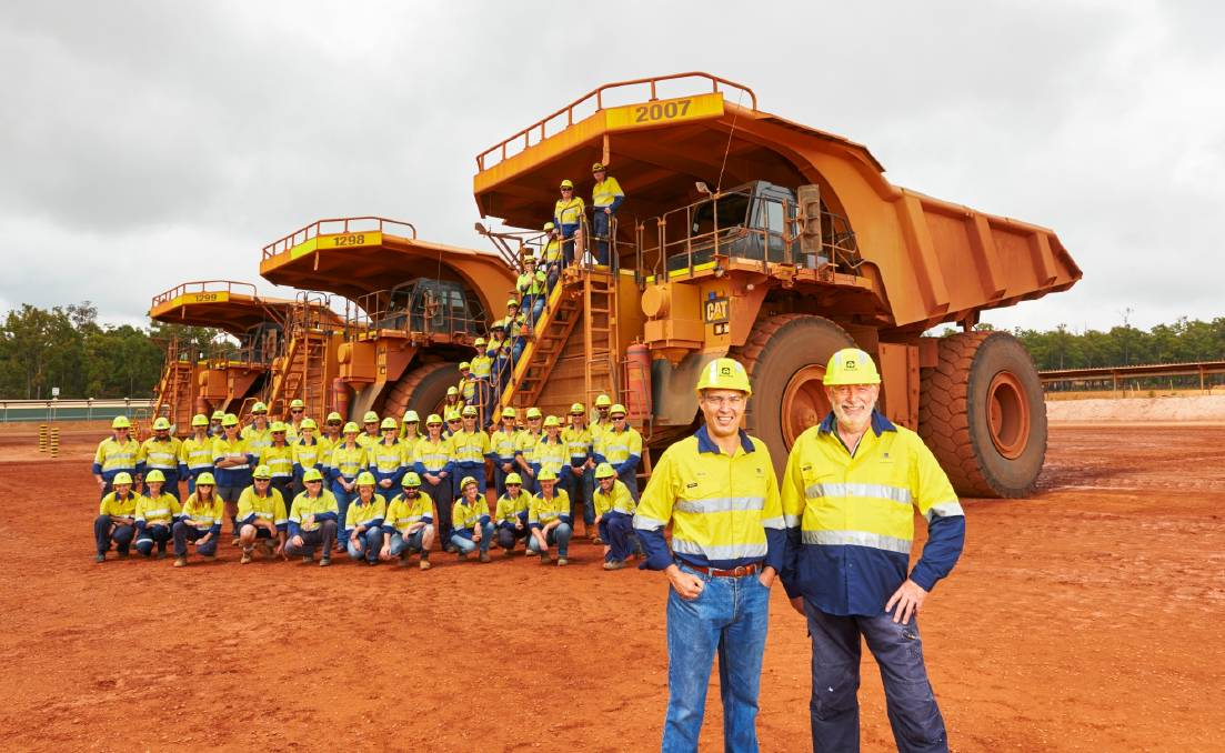 world mining companies
