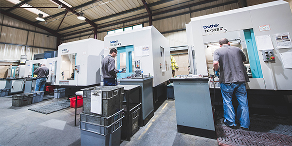 Aluminium die casting manufacturer expands its operation in Hampshire