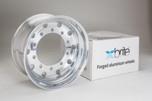 MWSD launches Xbrite+ forged aluminium wheels for European market