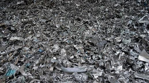 India aluminium scrap prices hold ground while aluminium futures decline on MCX