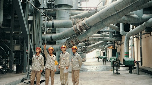 Chalco's 2016 net profit more than doubles; more investments in pipeline