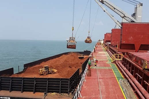 Guinea finds in China a key growth market for its bauxite produce
