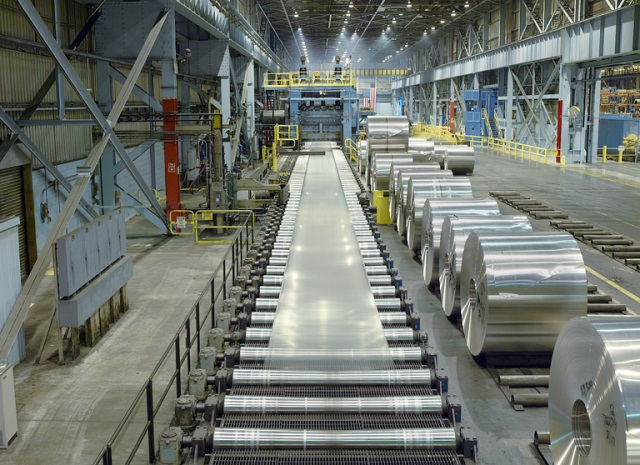 Top Five Aluminium Sheet Plate And Strip Manufacturers In